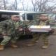 помощь военным медикаментами